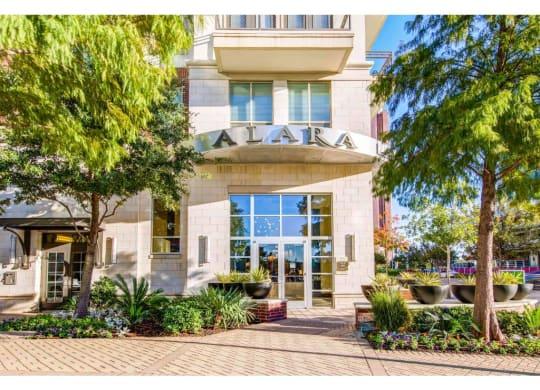 Elegant Exterior View at ALARA Uptown, Dallas