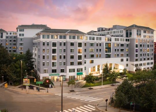 cambridge park apartment exterior