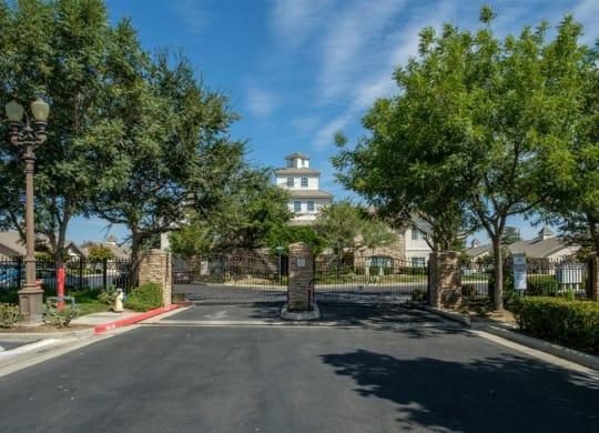Gated Community at Dartmouth Tower at Shaw, California, 93612