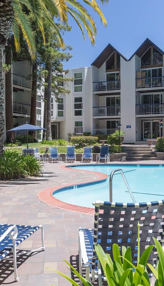 Swimming Pool And Relaxing Area at Castlewood, Walnut Creek, 94596 at Castlewood, Walnut Creek, CA, 94596
