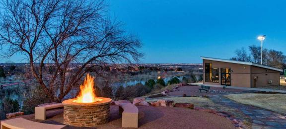 Twilight at Bonterra Lakeside Apartments, Colorado, 80906