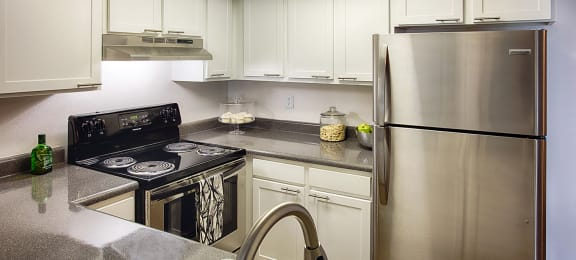 Apartments with Modern Kitchen at Ridge at Mountain View