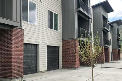 Walking Path at Foothill Lofts Apartments & Townhomes, Logan, 84341