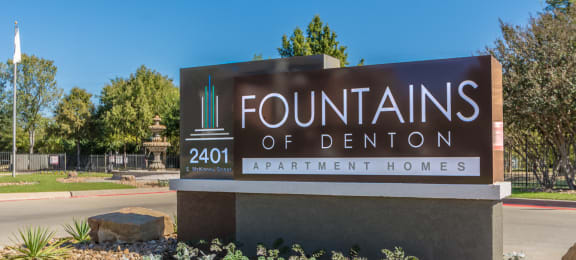 Welcome to Fountains of Denton!