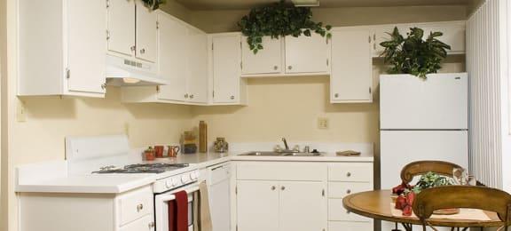 Kitchen at Walden Glen in Buena Park CA