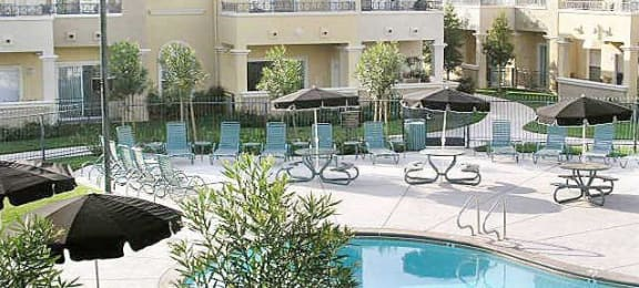 Stockton, CA 95219 | Torcello | Sky View of Pool Area