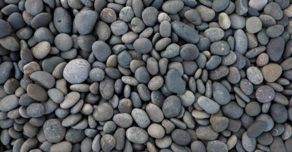 Stock photo of small stones