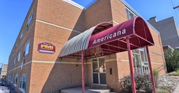 PSU Apartments | Americana House Apartments | PMI