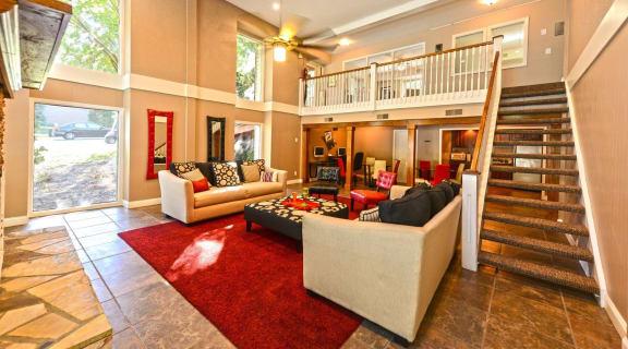 The Farrington Apartments Clubhouse Interior
