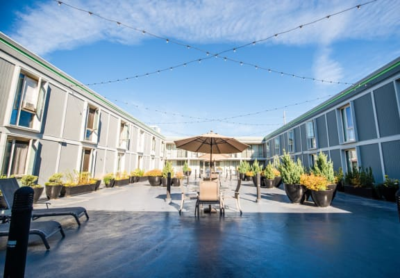 Cosmopolitan Apartments Seattle WA