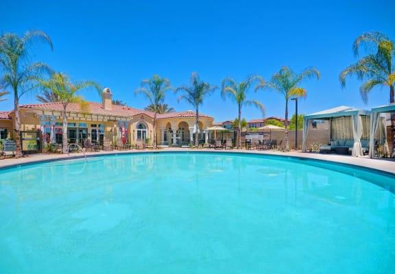 Resort-Style Pool, at Tavera, Chula Vista, CA