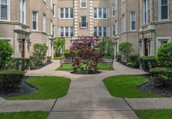 Green Manor Apartments
