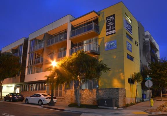 12th Street Lofts Exterior