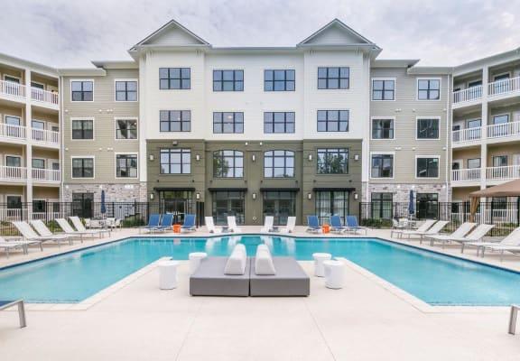 Aventura Courtyard and Heated Pool