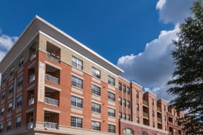 Elegant Exterior View Of Property at Garfield Park, Arlington, Virginia