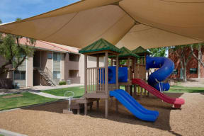 Playground at Heritage Pointe, Gilbert, Arizona