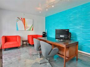 Leasing Office Lounge at Paradise Palms, Phoenix, Arizona