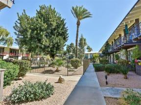 Lovely Rock Creek Park Views at Paradise Palms, Arizona, 85014