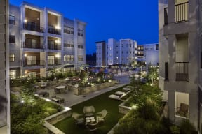 Resident Courtyard