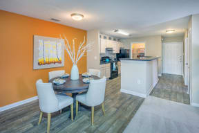 Dining Area at Southpoint Crossing, North Carolina, 27713