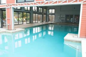 Year-Round Indoor Outdoor Pool