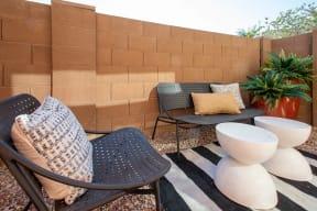 Patio at Casitas at San Marcos in Chandler AZ Nov 2020(3)