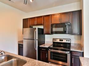 2 bedroom modern kitchen