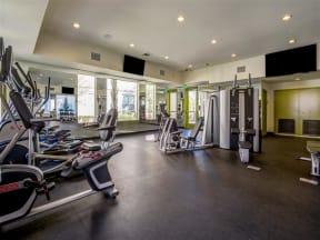 Monterey Station Gym 1