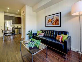 Monterey Station Unit Living Room