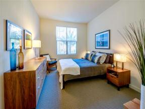 Monterey Station Unit - Bedroom