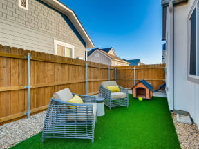 Private Backyards at Avilla Reserve, Justin, TX, 76247