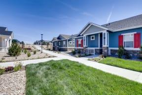 Home Exteriors at Avilla Buffalo Run, Commerce City, CO