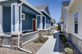 Exterior-Courtyard at Avilla Buffalo Run, Colorado, 80022