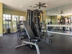 anatole apartments fitness center