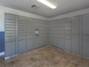 anatole apartments package lockers