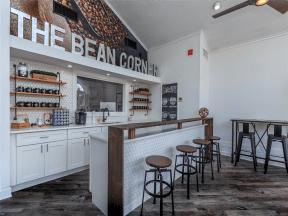 clubhouse coffee corner