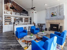 daytona beach clubhouse coffee corner