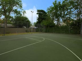 granite at tuscany hills basketball court