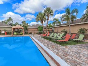 pendelton park apartments orlando pool chairs and cabana