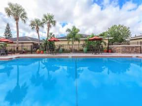 pendelton park apartments orlando pool deck seating