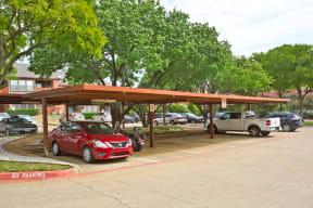 carport parking