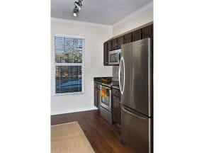 Refrigerator And Kitchen Appliances at The Residence at Marina Bay, South Carolina, 29063