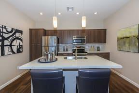 Kitchen | Canyons at Linda Vista Trail