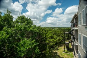 Beautiful hill country views | Madison at the Arboretum
