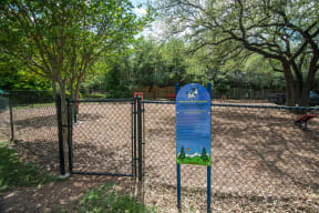 Dog park | Madison at the Arboretum
