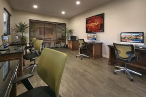 Business Center  Villas at San Dorado