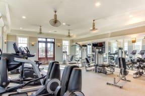 Fitness center | Wharf 7