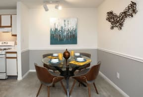 Dining room| Pavilions