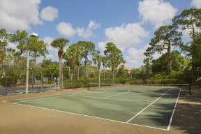 Community with Tennis Court | Fort Myers, FL