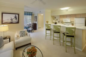 Apartments with lake views | Fort Myers